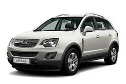 Стекло на Opel Antara 2006 -_1