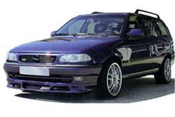 Стекло на Opel Astra F 1991-1998 Combi