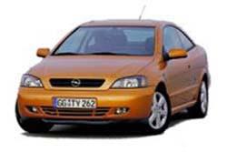 Стекло на Opel Astra G 2000 - 2006 Coupe
