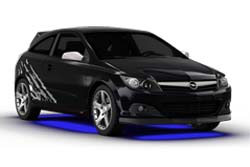 Стекло на Opel Astra GTC (3d) 2005 - 2009