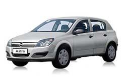 Стекло на Opel Astra H 2004 -