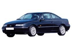Стекло на Opel Calibra 1989 - 1997_1
