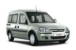 Стекло на Opel Combo C 2001 - 2011