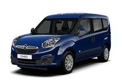 Стекло на Opel Combo D 2012 -