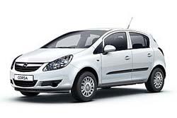 Стекло на Opel Corsa D 2006 -