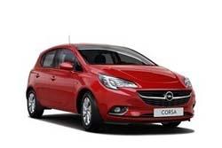 Стекло на Opel Corsa E 2014-