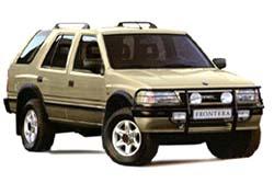 Стекло на Opel Frontera A 1989 - 1998