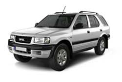 Стекло на Opel Frontera B 1998 - 2004