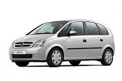 Стекло на Opel Meriva A 2002 - 2010