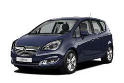 Стекло на Opel Meriva B 2010-_1