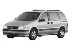Стекло на Opel Sintra 1996 - 1999_1