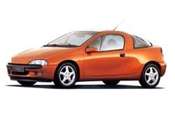 Стекло на Opel Tigra 1994 - 2000