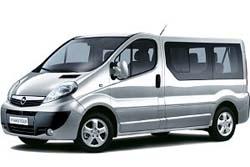 Стекло на Opel Vivaro 2001 - 2013