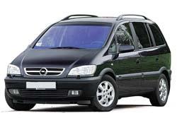 Стекло на Opel Zafira A 1999 - 2005