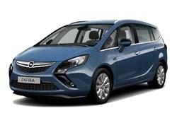 Стекло на Opel Zafira C 2012 -