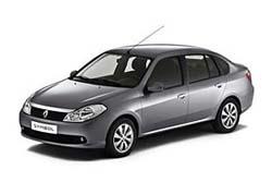 Стекло на Renault Symbol 2012  (Sedan)
