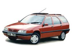 Стекло на citroen_1995_zx_estate