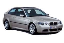 Стекло на BMW 3 Compact (E46) 2001 - 2004_1