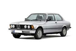 Стекло на BMW 3 (E21) 1975 - 1983