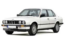 Стекло на BMW 3 (E30) 1982 - 1994 Sedan
