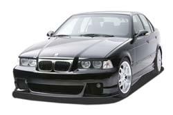 Стекло на BMW 3 (E36) 1991 - 1998 Sedan
