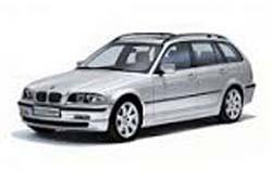 Стекло на BMW 3 (E46) 1998 - 2005