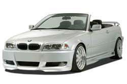 Стекло на BMW 3 (E46) 1999 - 2006 Cabrio