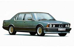 Стекло на BMW 7 (E23) 1977 - 1986