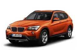Стекло на BMW X1 (E84) 2009-