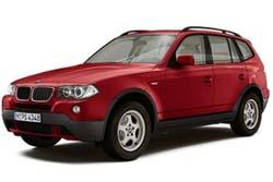 Стекло на BMW X3 (E83) 2003 - 2010