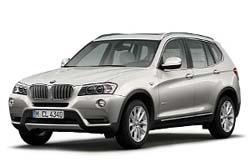 Стекло на BMW X3 (F25) 2010 -