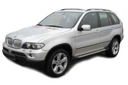 Стекло на BMW X5 (E53) 2000 - 2006_1