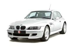 Стекло на BMW Z3  1996-2003 Coupe