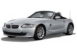 Стекло на BMW Z4 2003 - 2008