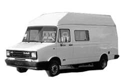 Стекло на DAF 400 1983-1996