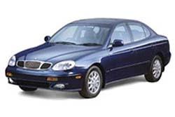 Стекло на Daewoo Leganza 1997 - 2003