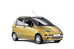 Стекло на Daewoo Matiz 1998 -