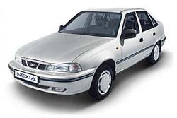 Стекло на Daewoo Nexia 1995 -  (Sedan)