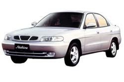Стекло на Daewoo Nubira 1997 - 2003 (Sedan)