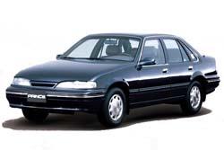 Стекло на Daewoo Prince 1996 - 2002