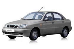 Стекло на Daewoo Sens 1997 -  (Sedan)