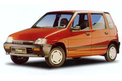 Стекло на Daewoo Tico 1996-2003