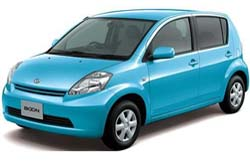 Стекло на Daihatsu Boon 2005 - 2010_1