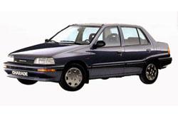Стекло на Daihatsu Charade G100 1987-1994