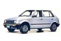 Стекло на Daihatsu Charade G11 1983 - 1987