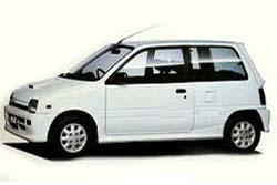 Стекло на Daihatsu Cuore L200 1990-1994
