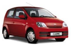 Стекло на Daihatsu Cuore L251 2003 - 2009_1