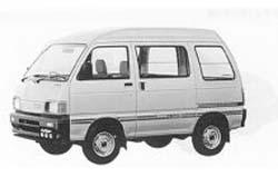 Стекло на Daihatsu Hi-Jet 1986-1993