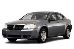Стекло на Dodge Avenger 2007 -