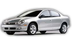 Стекло на Dodge Neon 1995 - 2000